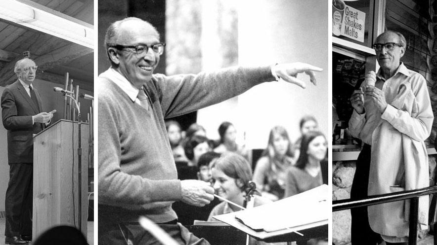 aaron copland how we listen essay For copland, the idea of musical meaning is a label that helps to explain the transcendent quality of music copland believes that there is a level of musical appreciation that can transcend words.