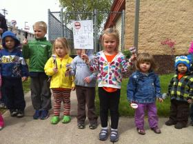 Children at La Crosse's YWCA Child Center