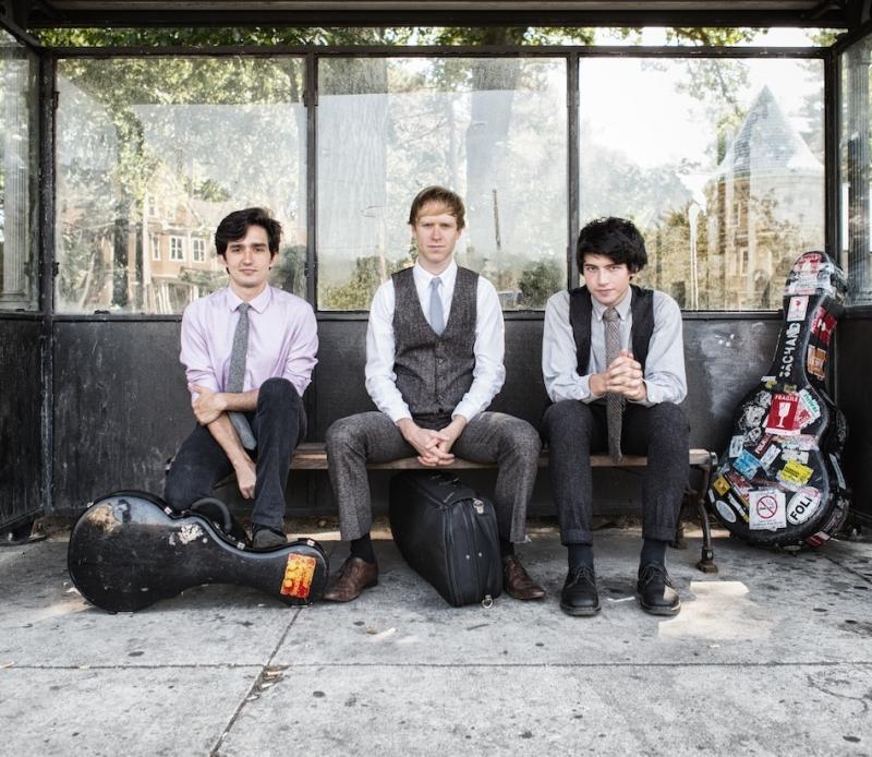 The Jeremy Kittel Trio