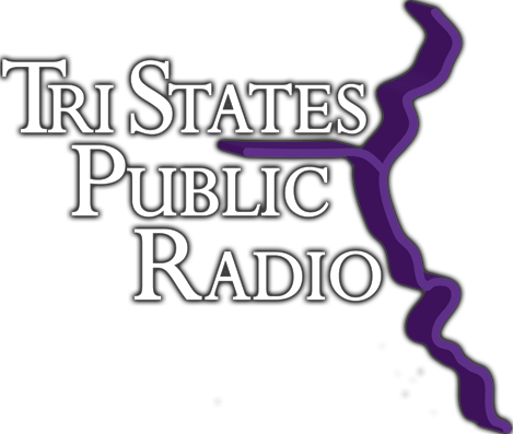 Tri States Public Radio logo