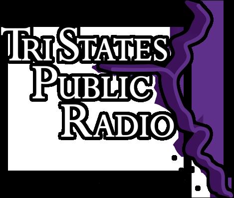Tri States Public Radio logo