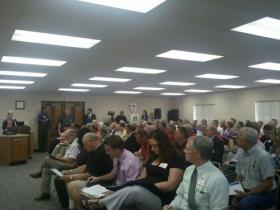 100+ turn out for transportation meeting in Hannibal, MO