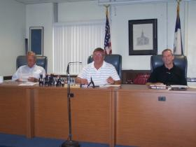 The Des Moines County Board of Supervisors