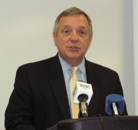 US Senator Dick Durbin (D-IL)