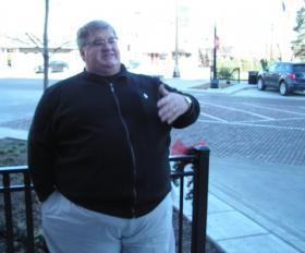 Rushville Mayor Scott Thompson