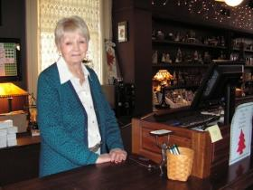 Caryl Burke, co-owner of South Side Home and Kitchen Emporium