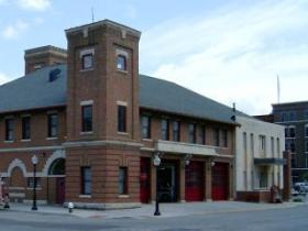 Burlington Central Fire Station