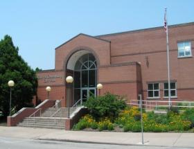 Galesburg City Hall