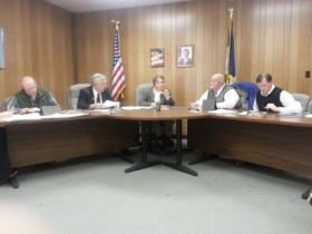 The Lee County Board of Supervisors