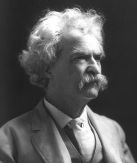 Samuel Clemens/Mark Twain