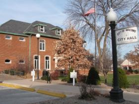 Macomb City Hall