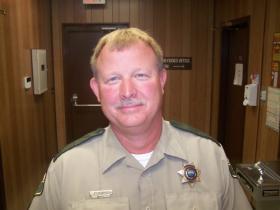 Lee County Sheriff Jim Sholl