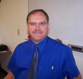 West Burlington School Superintendent Dave Schmitt