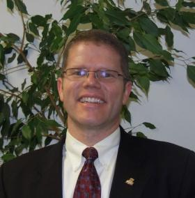 Fort Madison City Manager Byron Smith