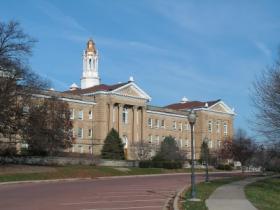 Sherman Hall at WIU