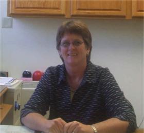 Illini West Superintendent Kim Schilson