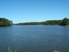 The levels of atrazine in Spring Lake exceeded limits in 2012 as well.