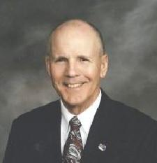 Burlington Mayor Jim Davidson