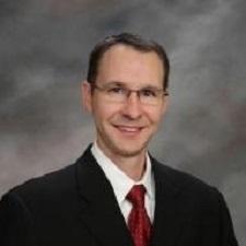 Burlington City Council Member Chris Reed