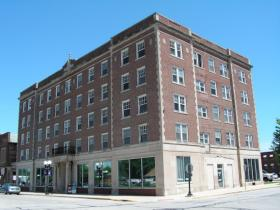 The Lamoine Hotel building is currently vacant