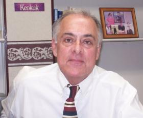 Former Keokuk Mayor Dave Gudgel died Saturday, according to current Mayor Tom Marion.