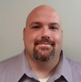 Keokuk School Board President Tyler McGhghy