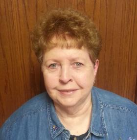 Alderwoman Sandy Pollitt of Keokuk
