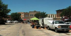 The number of vendors at the Marcomb Farmers' Market has decreased in recent years.