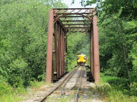 The Illinois EPA wants the Attorney General's office to take action against the Keokuk Junction Railway after a spill.