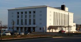 Burlington's Memorial Auditorium