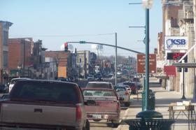 Downtown Keokuk could see some significant improvements if a state grant comes through.