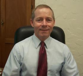Burlington City Manager Jim Ferneau