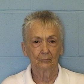 Shirley Skinner, 78, is serving a 55-year sentence for shooting Steven Watkins in the back of the head.
