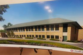 Chaddock has kicked off a $12-million capital campaign for a new educational building