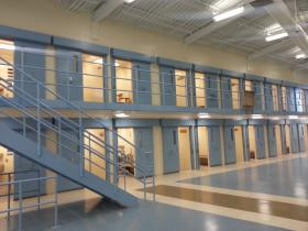 Inside the new Iowa State Penitentiary