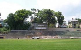 The Burlington School District's Bracewell Stadium