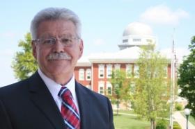 Retiring C-SC President Dick Valentine