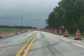 Construction is underway on the Highway 34 Bypass around Biggsville