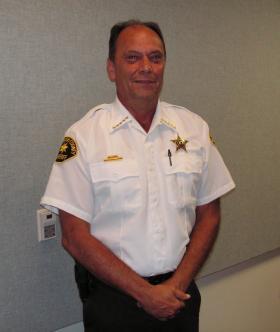 Sheriff Rick VanBrooker