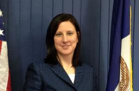 New Des Moines County Attorney Amy Beavers