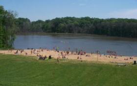Big Hollow Recreation Area.