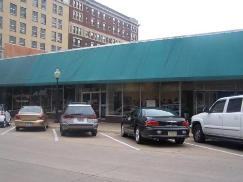 The Burlington Art Gallery at 301 Jefferson Street