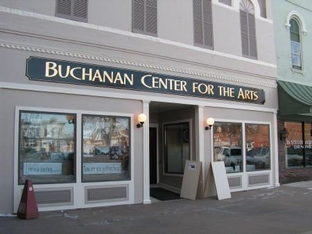 The Buchanan Center for the Arts in Monmouth