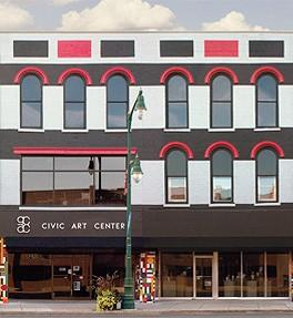 The Galesburg Civic Art Center