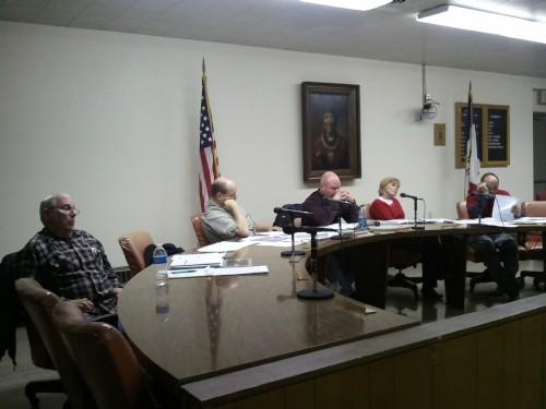 The Keokuk Board of Adjustment