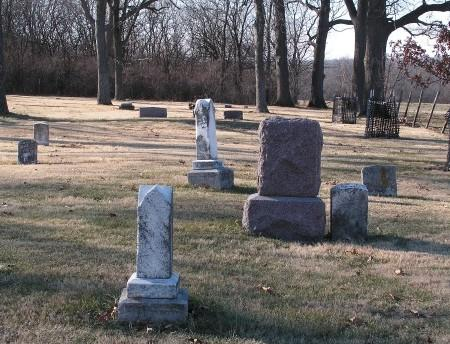 The Old Macomb Cemetery