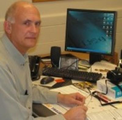 County Engineer Tom Hickman