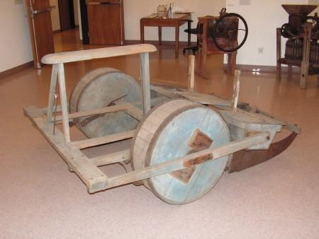The 1855 corn planter
