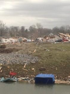 More tornado damage in Harrisburg