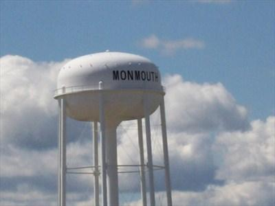 Monmouth water tower
